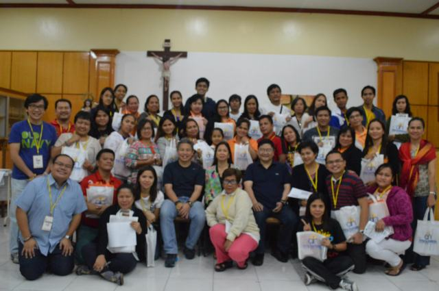 The second batch of teacher-participants together with NNHS Principal Cristina Robles, USEC Lino, NCAF Executive Director Rapa Lopa, and the NCAF Team